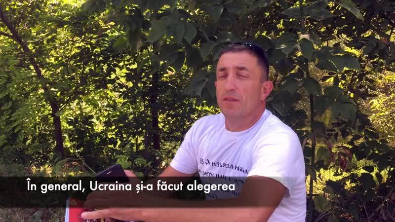 Părerea unui ucrainean despre viitorul european al Ucrainei