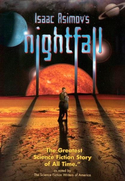 ISAAC ASIMOV: Nightfall