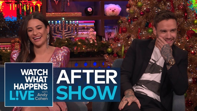 After Show Lea Michele Liam Payne's Most Nerve Wracking Performances WWHL