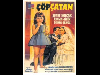 Çöpçatan _ Fatma Girik, Eşref Kolçak, Parla Şenol _ Siyah Beyaz Türk Filmi(1)