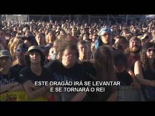 Trivium - Becoming The Dragon - Live Wacken 2013 - Legendado PTBR 720p HD