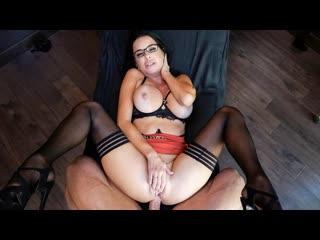 Veronica Avluv - Psychologist (Anal, MILF, Big Tits, Blowjob, Black Hair, Hardcore, Gonzo, Lingerie)