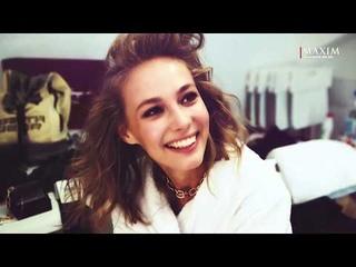 Татьяна Бабенкова    фотосессия для журнала Maxim  2019