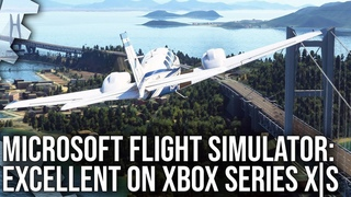 Microsoft Flight Simulator on Xbox Series X|S - An Excellent Port Of An Ultra-Spec PC Experience