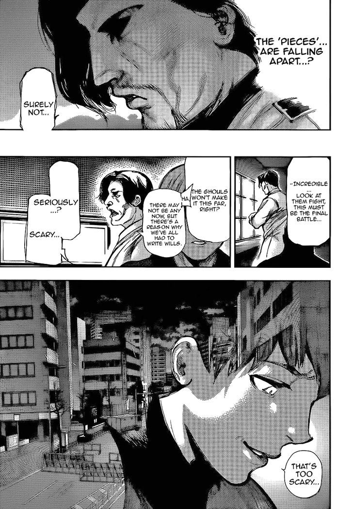 Tokyo Ghoul, Vol.14 Chapter 133 Opening, image #12
