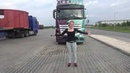Trucking Girl Nowy Mercedes Actros ep. 49