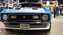 1971 Ford Mustang Boss 351 @ Muscle Car Corvette Natl My Car Story with Lou Costabile