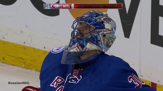 Alexei Emelin scores his first NHL playoff goal vs Rangers (2017)
