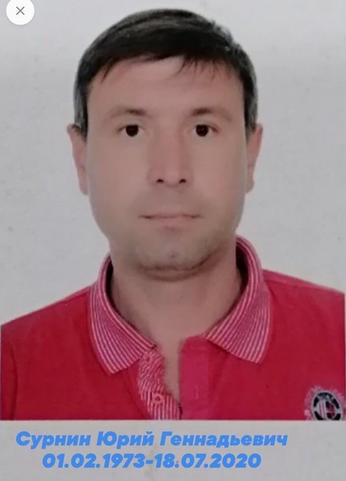 Сурнин Юрий