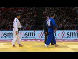 Большой Шлем в Париже 2017   Гвак - Ченг (-90 кг)