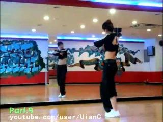 072 Dance Tutorial Lee Hyori-Chitty Chitty Bang Bang part3