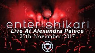 Enter Shikari – Live at Alexandra Palace - Full Set Movie (London 2017)