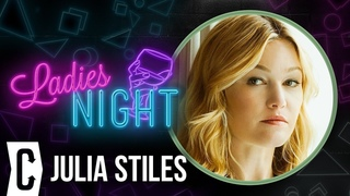 Julia Stiles Explains How Dexter Helped Pave the Way to Riviera