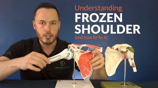 Understanding frozen shoulder and how to stretch for greater movement