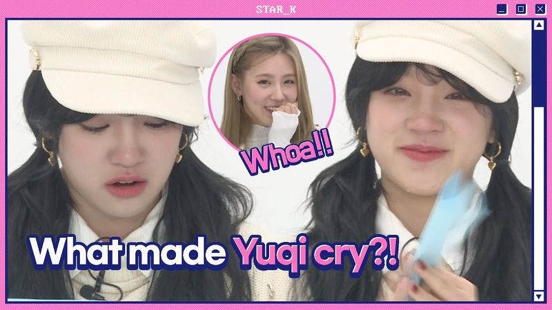 [Episode.3](G)I-DLE Comeback: Concepts, Songs, and more! What made Yuqi cry?! (갑자기 눈물이 터진 우기!)