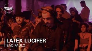 Latex Lucifer | Boiler Room Brazil x Vampire Haus