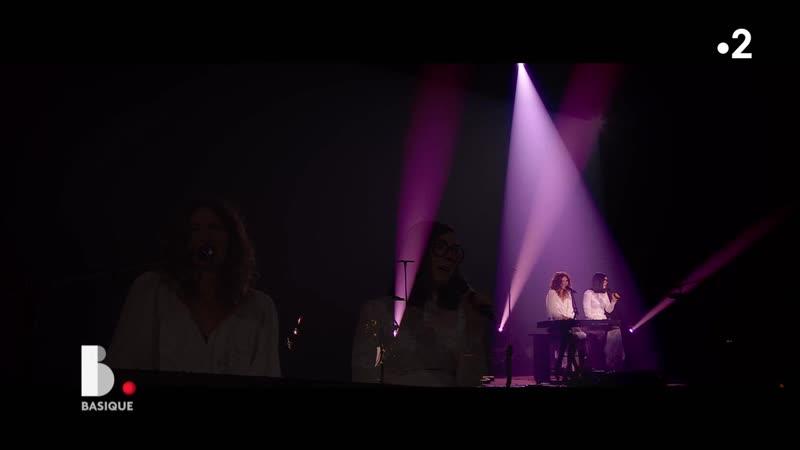 Basique le concert Brigitte France 2 2020 03 28 00 47