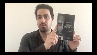 """Succès du livre """"L'Autre Zemmour"""""""