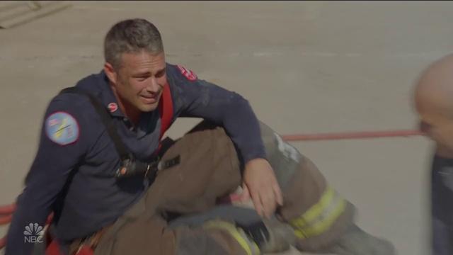 Пожарные Чикаго 7 сезон 1 серия (SunshineStudio)