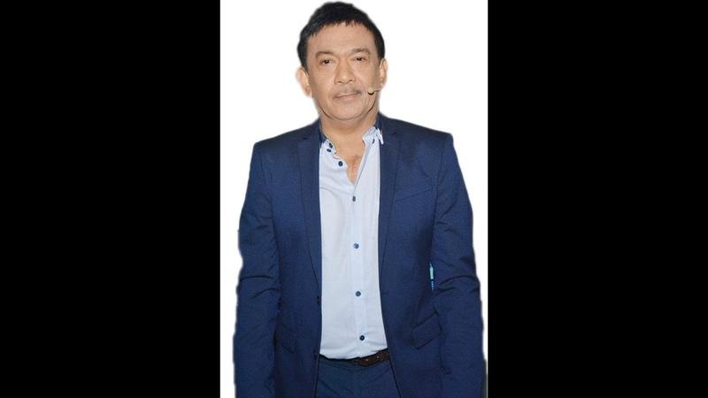 Rico J. Puno Jokes and Sing Memories and Kapalaran together with his Daughter at Aliw Concert at 40