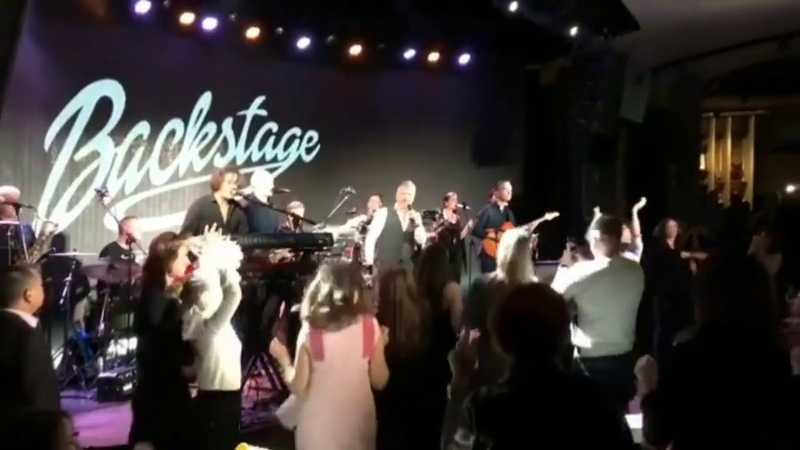 Концерт Леонида Агутина в ресторане Backstage Live Москва 19 09 2020