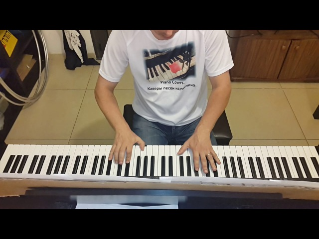 I will always love you Whitney Houston Bodyguard Телохранитель пианино кавер piano cover
