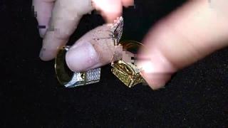 Мужское кольцо vanaxin из стерлингового серебра 925 пробы, для вечеринки в стиле панк, проложенное