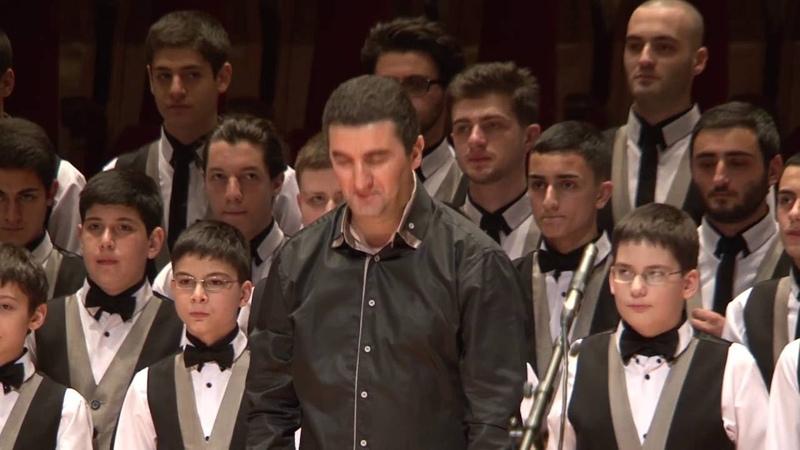 მძლევარი ქორალი კომპ ი კეჭაყმაძე Mdzlevari Choral Composer