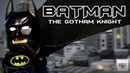 The LEGO Batman: Gotham Knight [Brick Film]