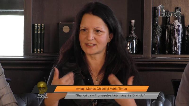 Porția de cunoaștere Interviu cu Marius Ghidel și Maria Timuc
