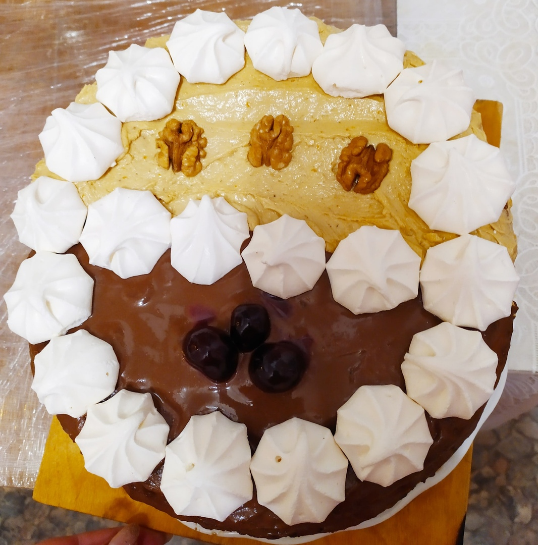 Торт Царский. NV70GCGUFak