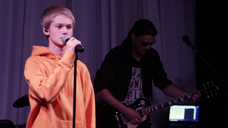 Захар Усенко Wind of Change Scorpions cover Концерт в ВОДРИ 24 10 2020