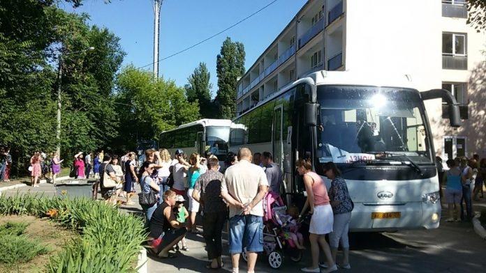 Между ЛНР и РФ восстановлено автобусное сообщение