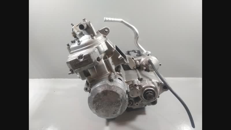 Двигатель KAWASAKI KDX 200 '89-'94