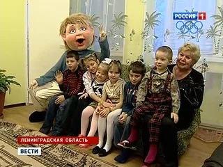 Жительница Кубани забрала из приюта шестерых братьев и сестер