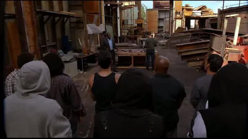 Грейсленд Graceland 1 сезон 4 серия