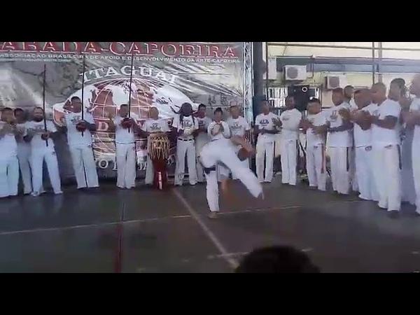 Abadá-capoeira 2019 - curso e batizado em Itaguaí ( solo e roda )