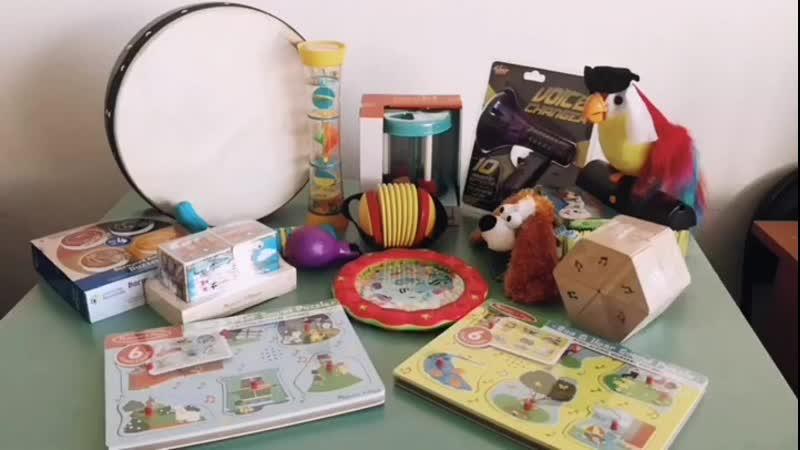 Набор для слухоречевого восприятия детей