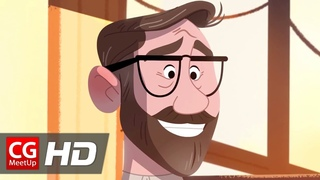 """CGI Animated Short Film: """"The Man Who Lost His Smile"""" by Blame Your Brother   CGMeetup"""