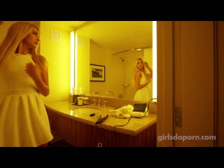 GirlsDoPorn E319 BTS #casting #teen #cute #blowjob #fingering