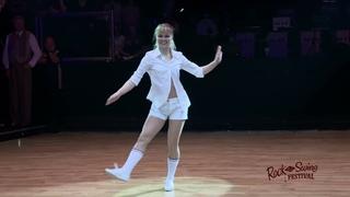 OLD RETRO DANCE / Silent Circle - Touch in the Night / Tatyana Kozlovskaya