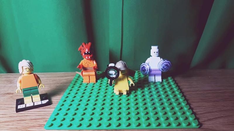 Custom Lego Pokémon from Detective Pikachu 🔍