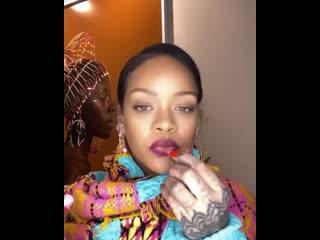 : Видео с «Instagram» Fenty Beauty