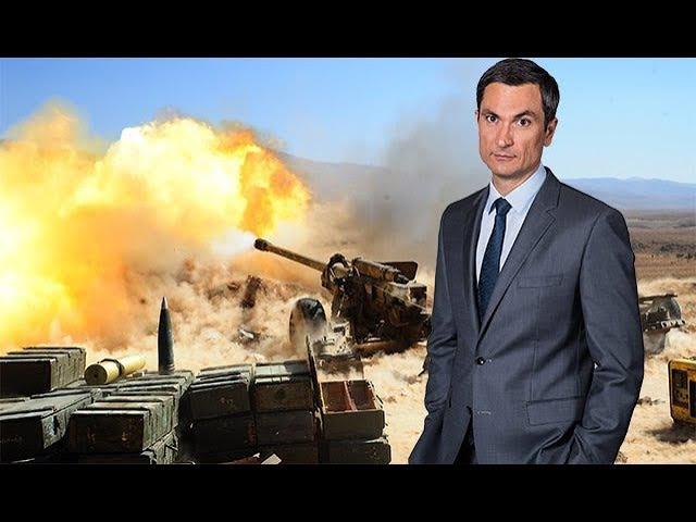 Американские генералы очень не хотят чтобы войска Асада перешли Евфрат Подкопаев