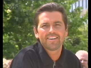 Thomas Anders - When Will I See You Again (Live ZDF Fernsehgarten 1993)