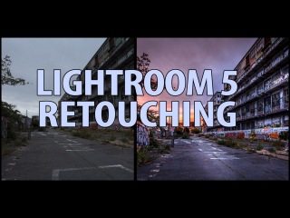 Lightroom 5 Retouching tutorial - PLP # 48 by Serge Ramelli \\з