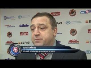 Юрий Гайлик: «Завтра будет играть Сорокин»