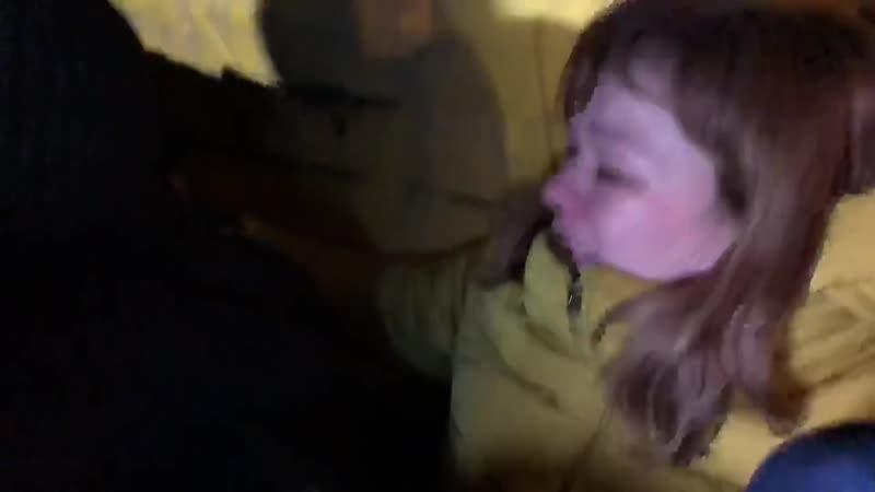 Драка местных жителей с ЧОП. Бунт против уничтожения сквера и постройки многоэтажного ЖК. Москва, Цандера 7, 5.03.2019