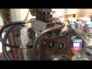 КАК САМОМУ ОТРЕГУЛИРОВАТЬ ТНВД УТН \/how to adjust the fuel pump utn yourself