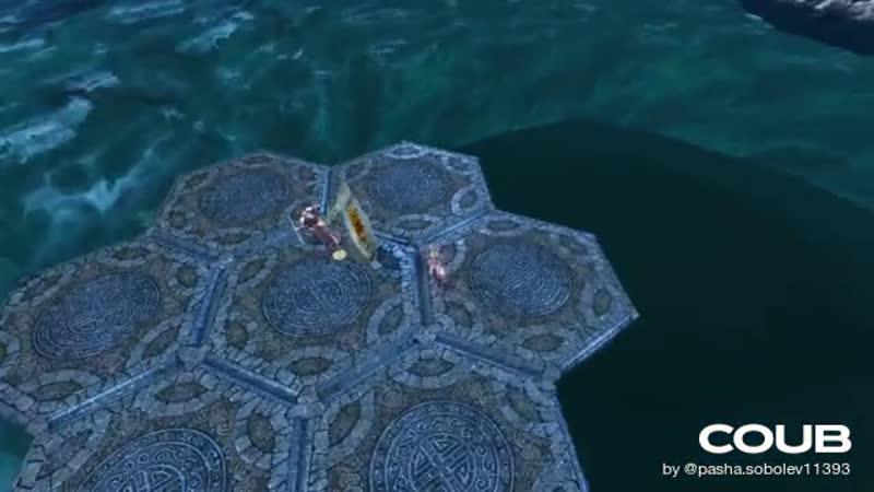 ArcheAge Побегушки на Иштаре Залипательная версия